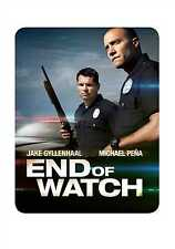 END OF WATCH (DVD and Blu-ray Steelbook) (New)