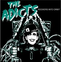 ADICTS 'Rockers Into Orbit' - 29 live Germany punk tracks sealed CD