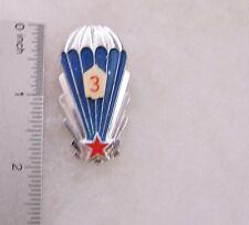 Czechoslovakia Para Badge 3rd Class