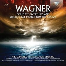 Richard Wagner / Hei - Wagner: Complete Overtures & Orchestral [New CD]