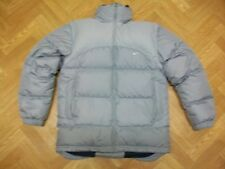 NIKE - Grey Puffer Winter Jacket - Size Small (for height 173cm) - Duck Down