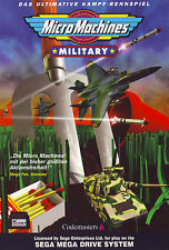 ## SEGA Mega Drive - Micro Machines Military - TOP / MD ##