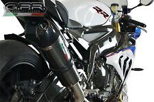 SILENCIEUX GPR GPE POPPY BMW S1000 RR 2015-