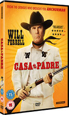 CASA DE MI PADRE - DVD - REGION 2 UK