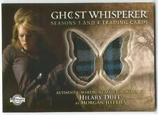 Ghost Whisperer Seasons 3 & 4 Costume Card C21 Hilary Duff as Morgan Jeffries