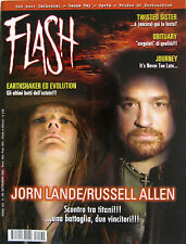FLASH 199 2005 Jorn Lande Russell Allen Twisted Sister Redemption Obituary