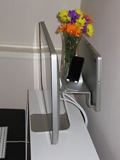 Book Hook Apple Thunderbolt  Apple Cinema MacBook Holder Shelf Christmas Special