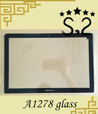 New A1278 Glass for Macbook Pro 13.3'' laptop LCD LED Screen Display 2008-2012
