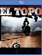 El Topo [Blu-ray], New DVDs