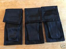 ALL PURPOSE UTILITY HOLSTER  BELT-LOOP  LOT 3 PC'S BRAND NEW