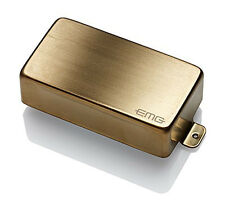 EMG HZ H4A Passive Humbucker pickup - brushed gold