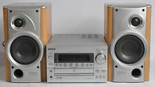KENWOOD RD-HD7 COMPACT HIFI SYSTEM
