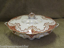 Alfred Meakin Cambridge Oval Covered Vegetable Dish