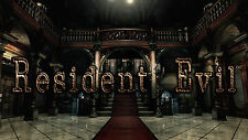 Resident Evil DLC Full Game Remastered HD Version PS3 - SAME DAY DISPATCH