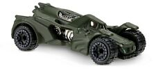 Hot Wheels Cars - Batman Arkham Knight Batmobile Green