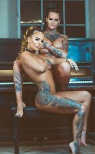 5 x Chantelle Connelly & Jemma Lucy A4 photos