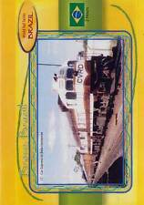 Bravo Brazil DVD Trains & Trams of Southern Brazil ore passenger rack electrics