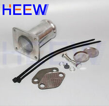EGR Removal Race Pipe Recycle Valve Kit For BMW 330D 530D 730D E46 E39 M57 M47