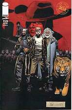 THE WALKING DEAD # 115: ALL OUT WAR BEGINS HERE, PART 1 OF 12. COVER K. IMAGE