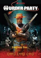Murder Party (2008, REGION 1 DVD New) WS