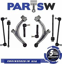 8 Pc Front Suspension Kit Control Arm for 2004-2012 Chevy Malibu Pontiac G6 Aura