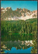 AD3391 Bolzano - Provincia - Lago di Carezza