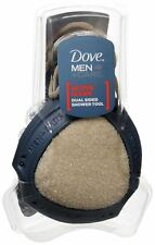 Dove Men + Care Active Clean Shower Tool 1 Each (Pack of 2)