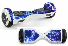 Blue Electric Sticker/Skin Hoverboard / Balance Board Hov21