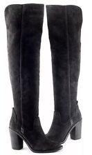 $288 Dolce Vita 'Ohanna' Over The Knee Boots Black Sold Out Size 9
