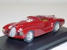 1/43 Top Model Ferrari 815 Spider Coda Lunga car #65 Mille Miglia 1940