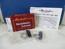 HERKAT H0 1820 2x Schaltkontakt für H0 PUKO - Märklin M Metallgleise B7331