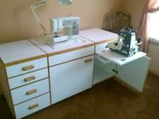 Bernina Sewing Machine Model #1230 along with a Whites Superlock 530 Serger !