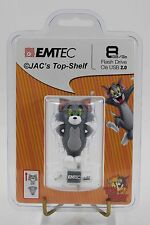 Emtec 8 GB Tom & Jerry (Tom Cat) Flash Drive
