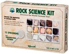Toysmith Rock Science Educational Fun for Children Discovery Exploration Kit