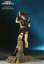 Sideshow Lara Croft Tomb Raider exclusiva Estatua Premium Format Figure de escala 1/4