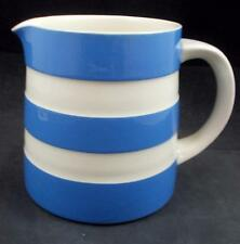 TG Green CORNISH BLUE WHITE 20 Ounce Dreadnought Jug GREAT CONDITION
