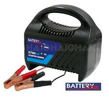 Car & Marine Battery Charger 12v Lead Acid Charging System 2700mA DC 5 Amp CH4