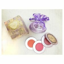 Laduree Makeup Coffret 2 Cheek Face color &1 Glossy lip balm Limited compact