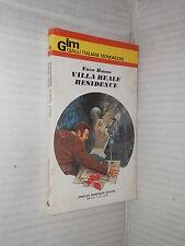 VILLA REALE RESIDENCE Enzo Russo Gialli Italiani Mondadori 14 1978 libro gialli