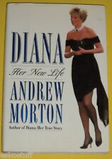 Diana - Her New Life 1994 Princess Diana biography First Edition Nice See!