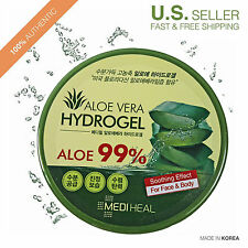 A Must Buy Skin Soothing Moisture Aloe Vera 99% Hydro Gel Mediheal US Seller