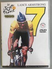 Le Tour De France 1999 Lance Armstrong DVD