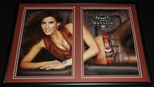 2011 Dodge Ram Beauty in the Details Model Framed 12x18 Advertising Display