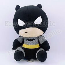 "Super Hero Cute Batman 19cm/7.6"" Soft Plush Stuffed Doll Toy"