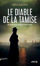 EO NOUVEAUTÉ PASTICHE SHERLOCK HOLMES ANNELIE WENDEBERG LE DIABLE DE LA TAMISE