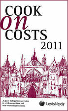 Cook on Costs 2011,VERYGOOD Book