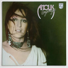 ANOUK KOPELMAN L'engrenage PROMO SAMPLE french philips 9101134 STEREO LP EX+