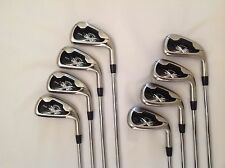 Callaway X-20 Tour Steel Iron Set Stiff Flex Irons 3-PW Project X 6.0 Shaft