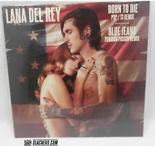"LANA DEL REY Born To Die 2012 RSD SEALED Mint 7"" 45rpm PDP Remix BLUE JEANS Blur"