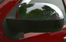 New PUTCO Chrome Side Mirror Covers / FOR LISTED CHEVY & GMC TRUCKS & SUVS